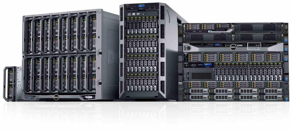 Сервери DellEMC PowerEdge